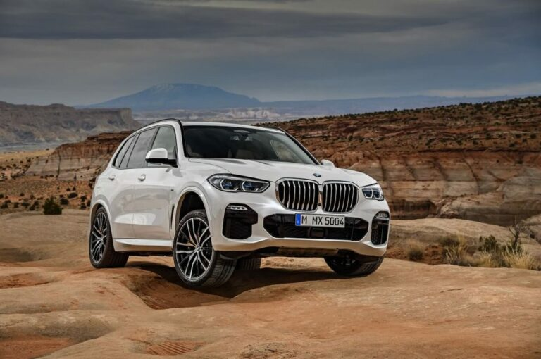 2019 BMW X5: The Boss is Back with new Looks