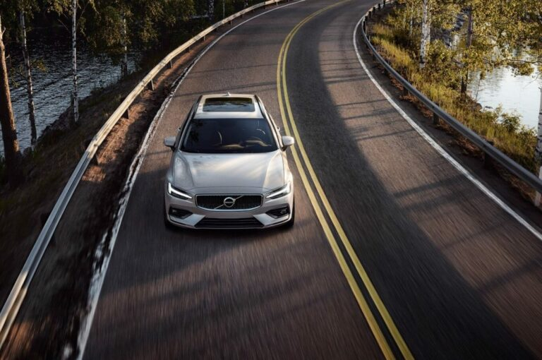 The Volvo V60: What I would buy for a family car