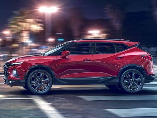 2019 Chevrolet Blazer review: A reinvented work of Art