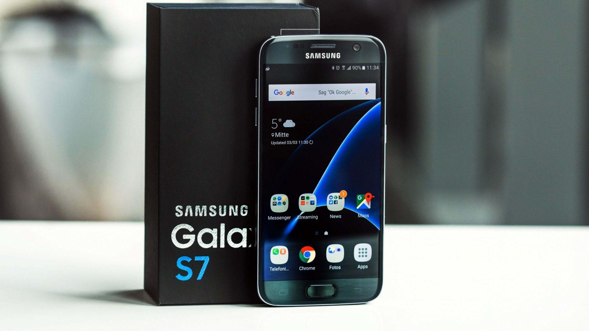 Samsung Galaxy S7 Price in Kenya