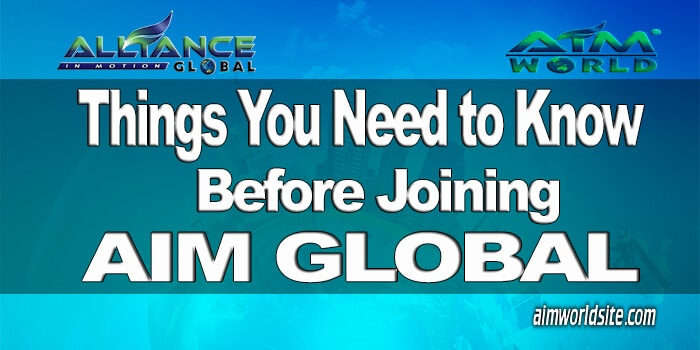 AIM global and GIF review: Untold side of Lead Generation