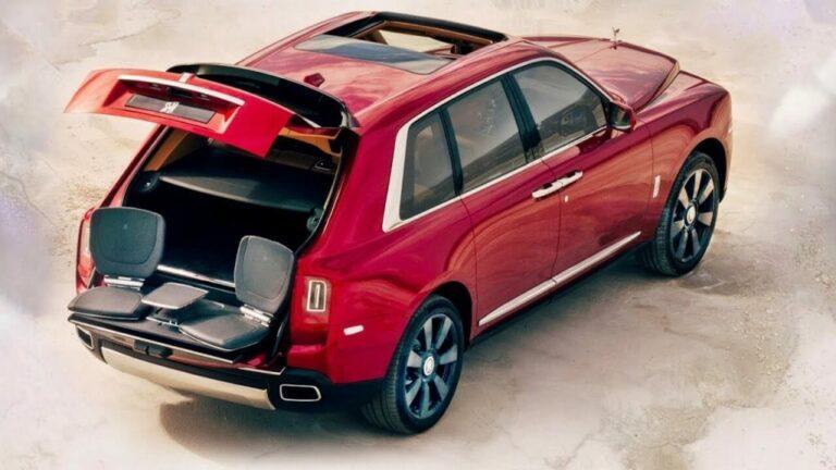 BMW has finally built the 2019 Rolls-Royce Cullinan