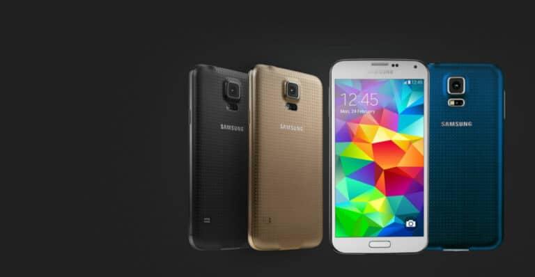 Samsung Galaxy S5 Price in Kenya