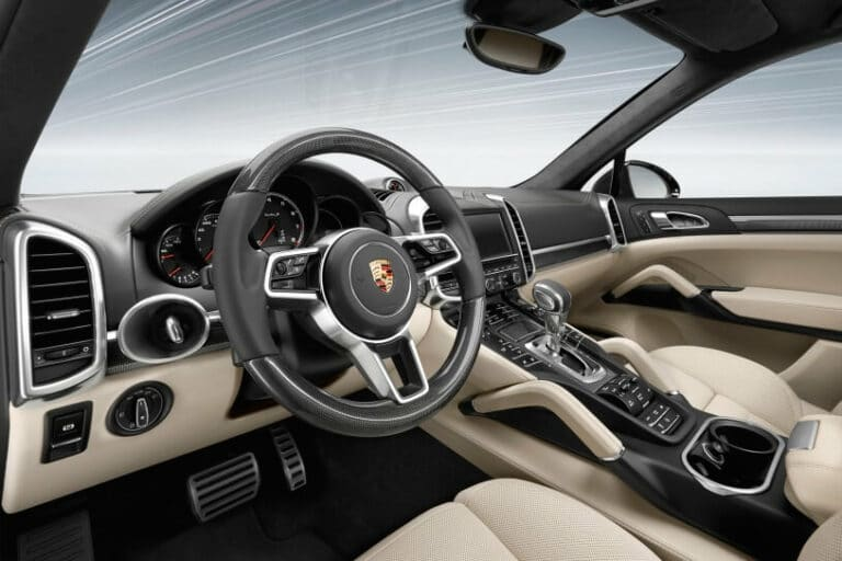 2018 Porsche Cayenne: More Walk than Talk