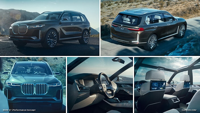 2019 Bmw X7 The Realest Seven Sitter From Bavarian Motors