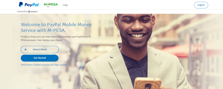 PayPal Mpesa: How to Transfer Money Online