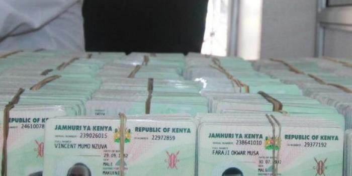 How to Apply For a National Identity Card in Kenya