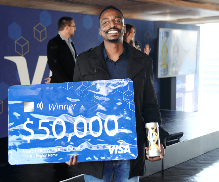 Kenya scoops the Top Prize in the Visa Everywhere Competition