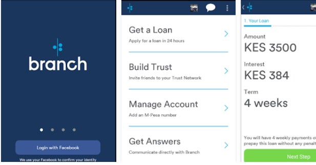 Earn Commission On Branch Loan App
