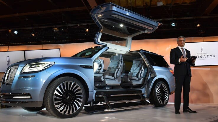 2018 Lincoln Navigator: It is as good as you have heard
