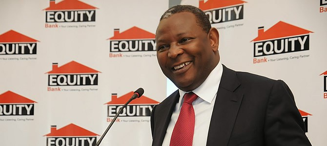 Equity Group half year profit after tax hits Ksh. 11 Billion