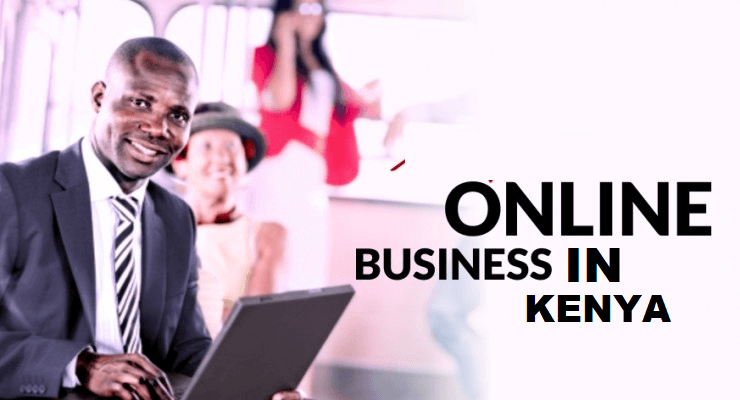 online business in Kenya