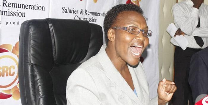 Parastatal salary scales in Kenya