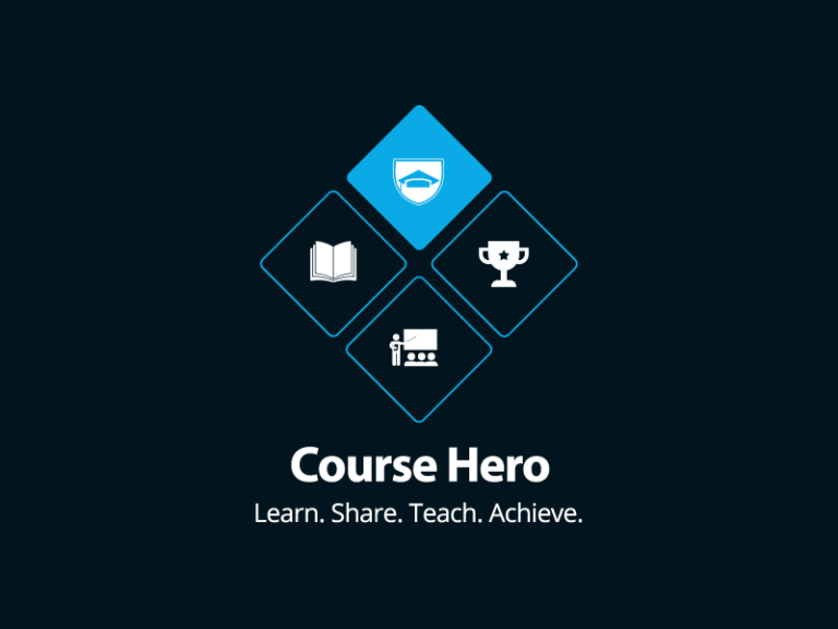 Making Money Online by Sharing Semester Notes at Course Hero