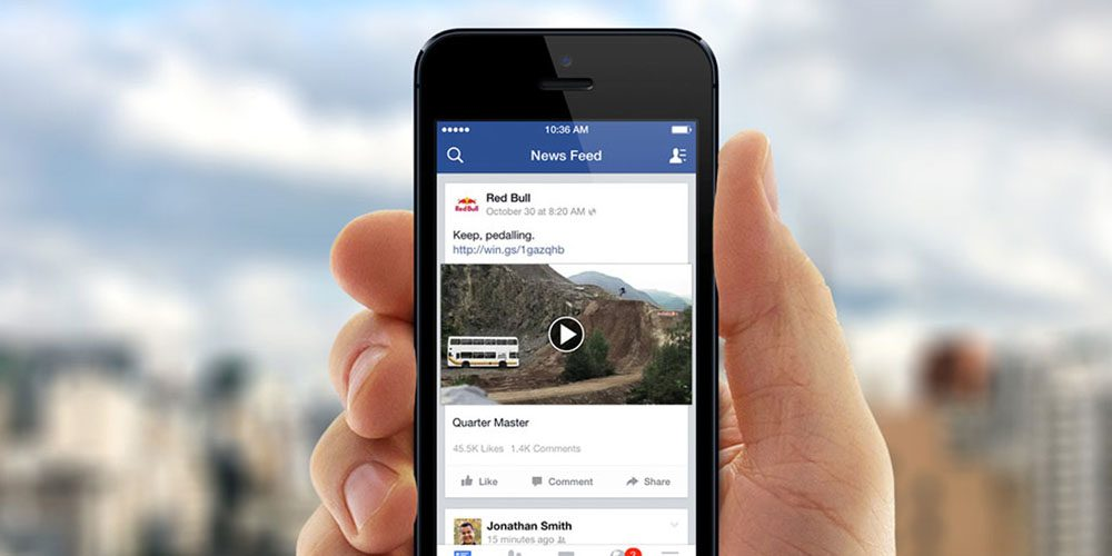 how to stop video ads on Facebook