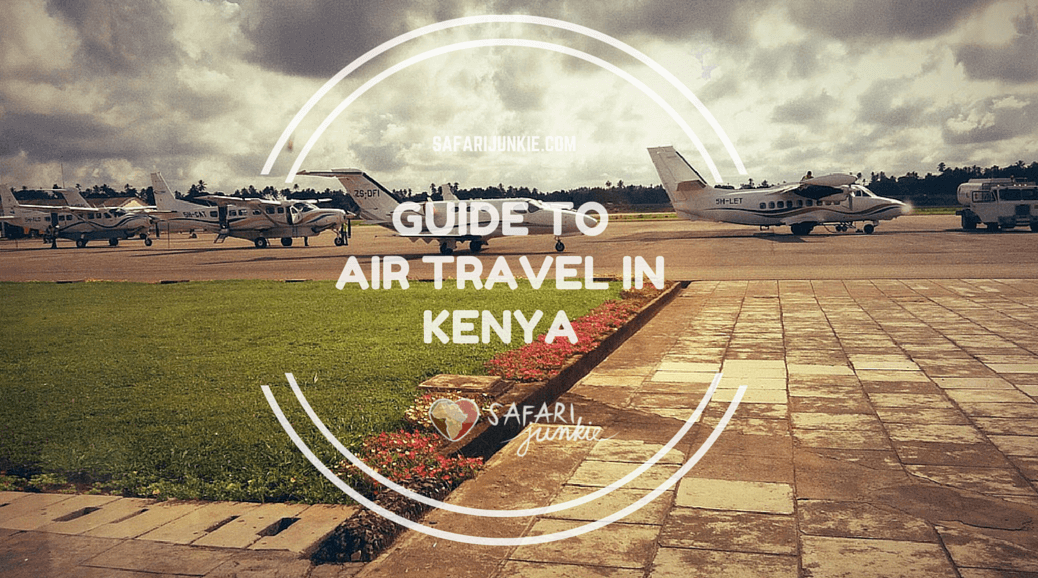 Getting to Kenya
