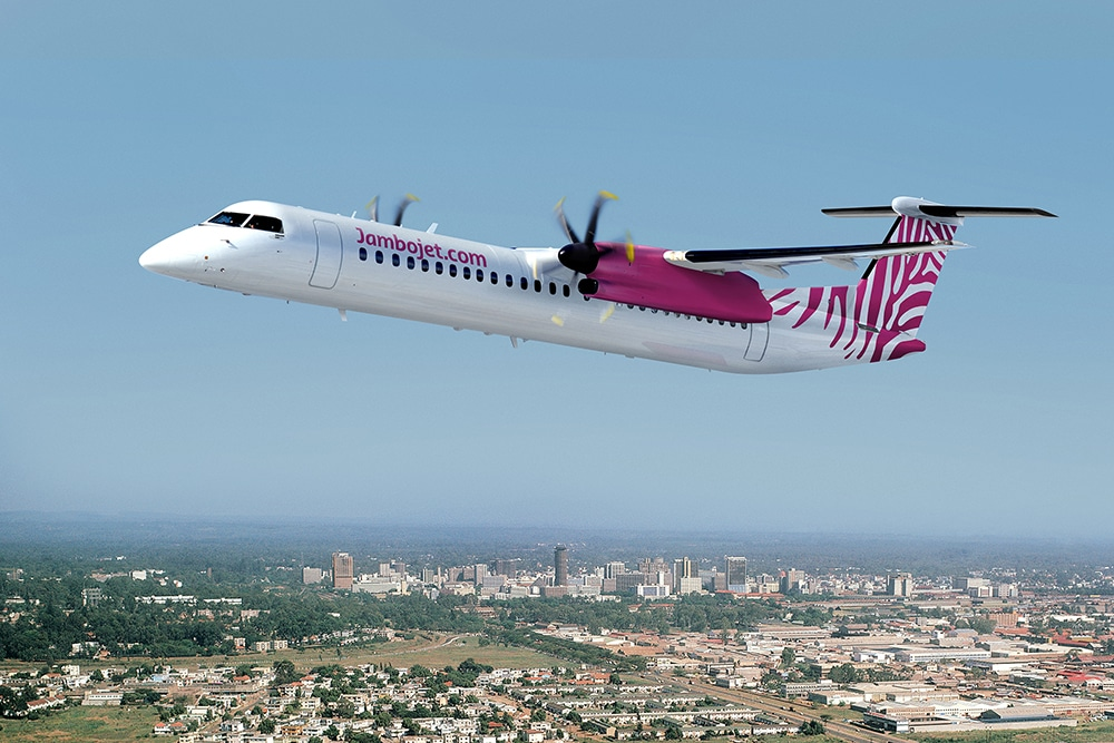 Jambojet now flies to the Coast more times in a day