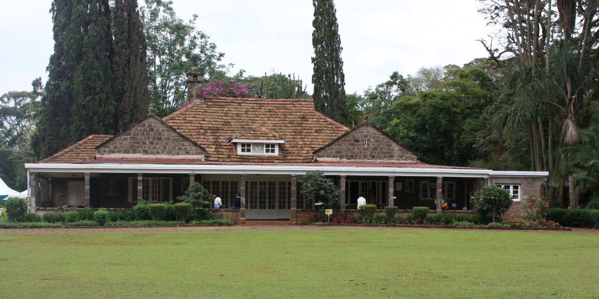 The Karen Blixen Museum and Coffee House