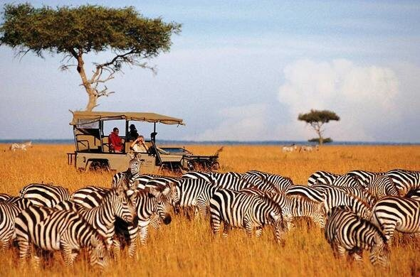 full list of National Parks in Kenya