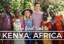 traveling to Kenya-Africa