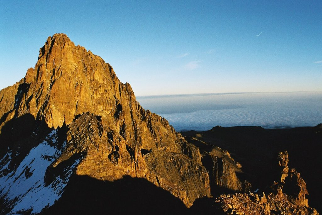 Mount Kenya National Park Overview