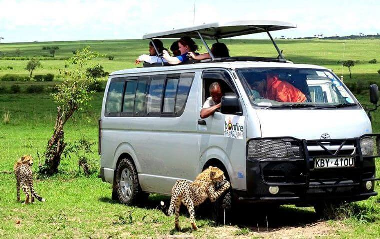 tour operators in Kenya