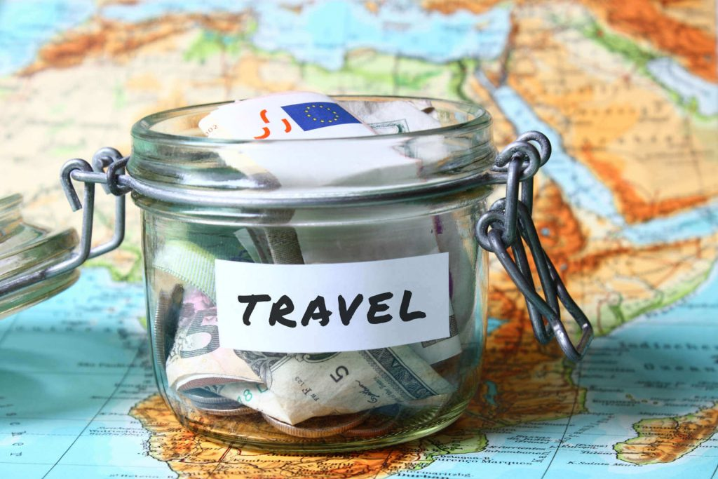 travel without money