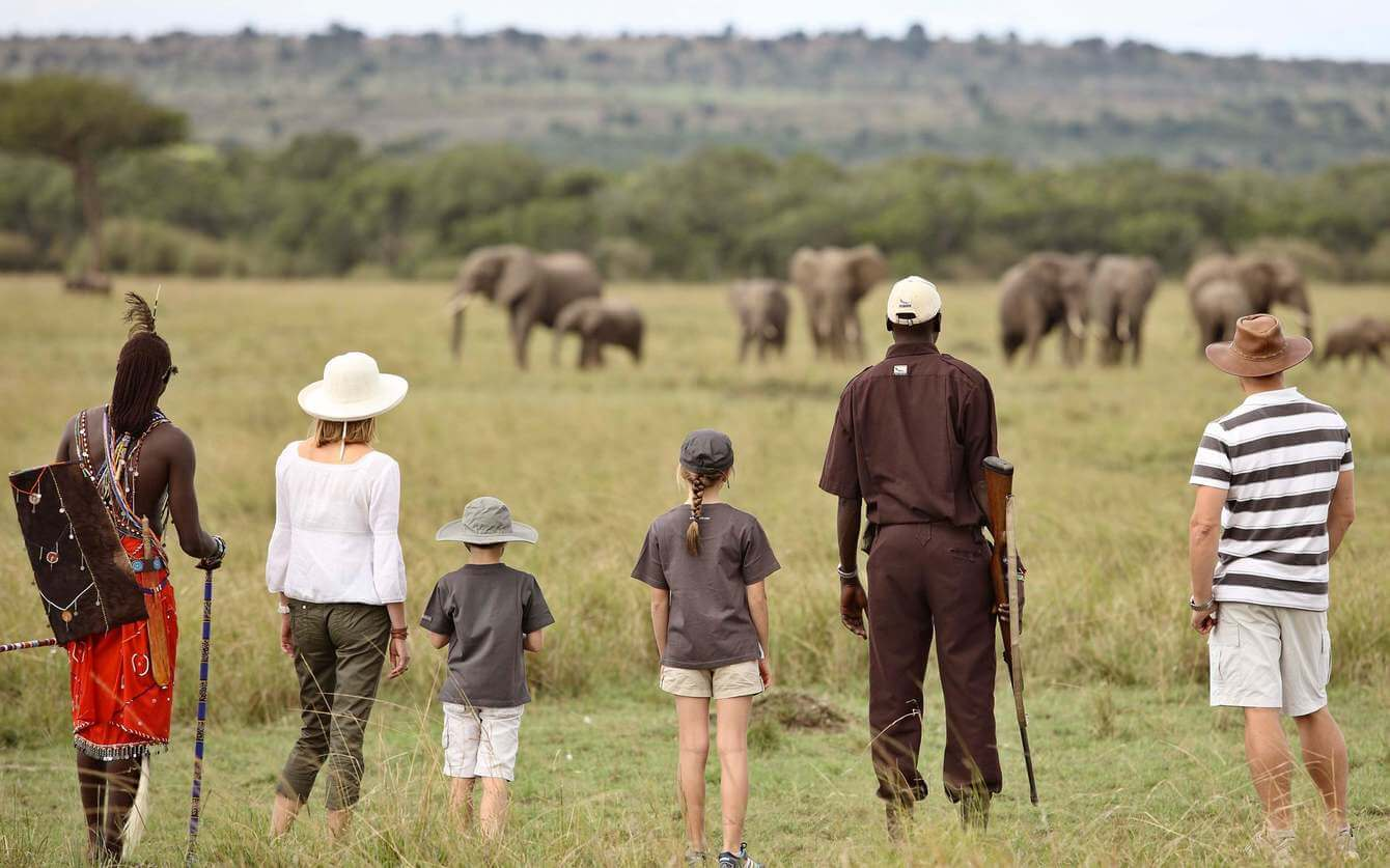 Safari in Kenya: The Best of Tsavo and Amboseli National parks