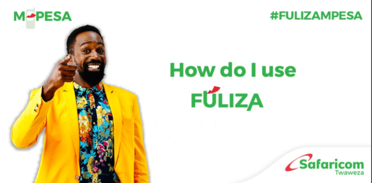 How to Fuliza M-Pesa: 4 Steps (with Pictures)