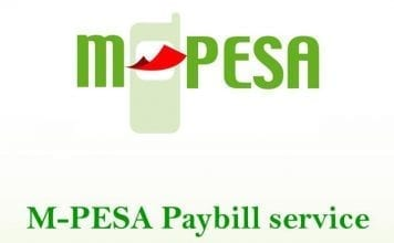 How to get an Mpesa paybill number for your Business