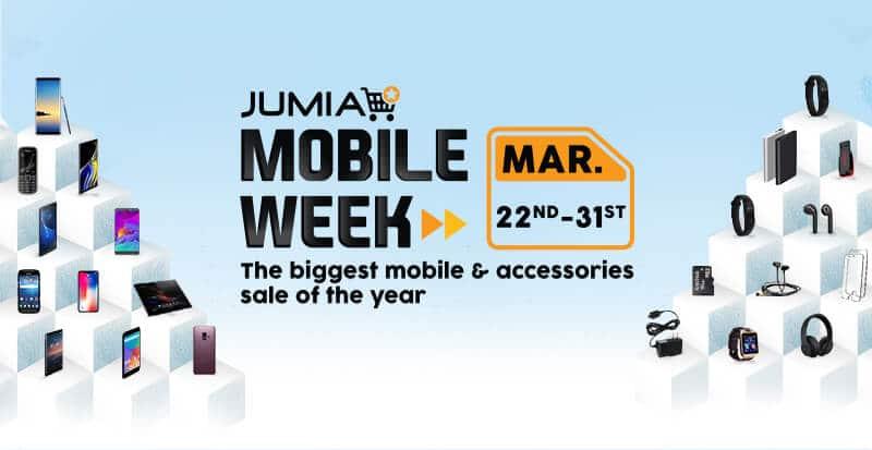 Jumia Mobile Week 2019: List of best Phones this year