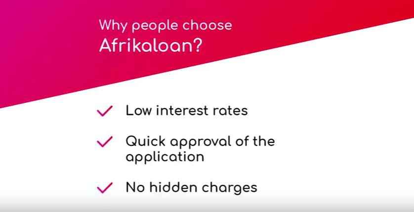 Afrikaloan Kenya App Loan Application (2020 Update)