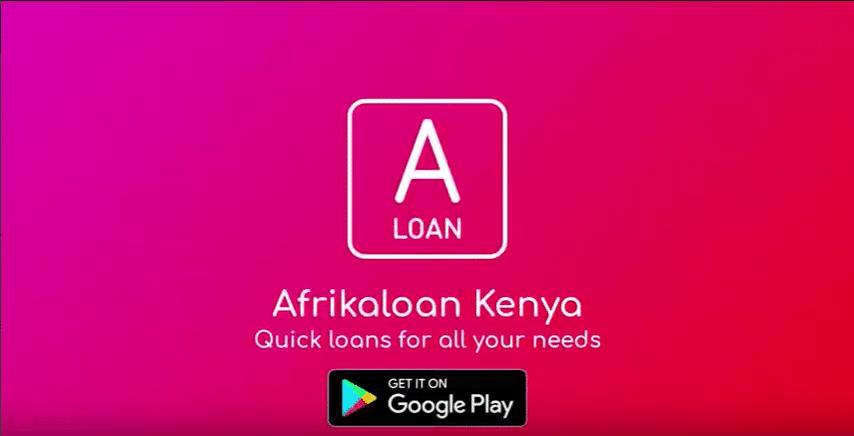 Afrikaloan Kenya app