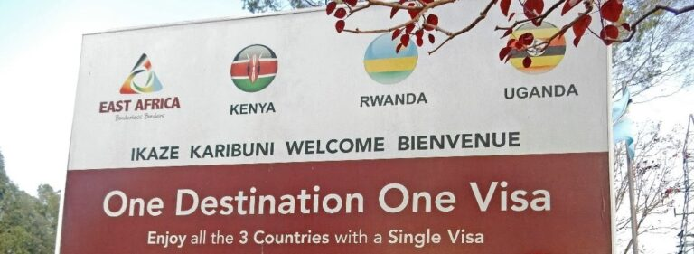 East Africa Tourist Visa: How to Get One