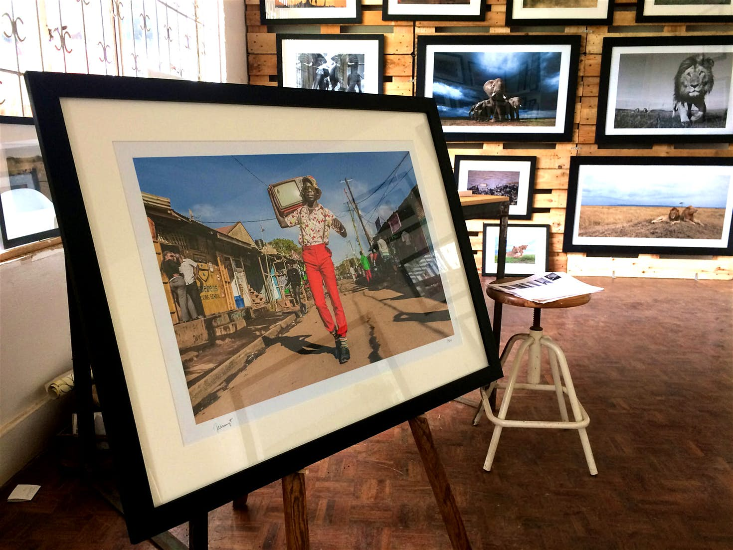 Art galleries in Nairobi