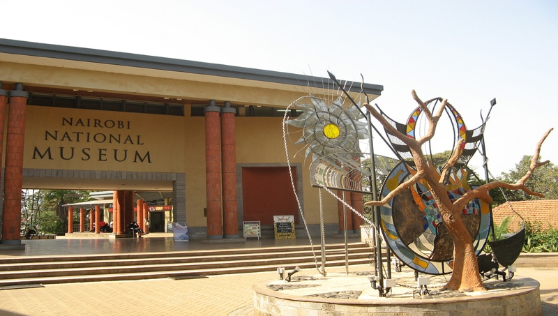 The Nairobi National Museum 2019 tour guide
