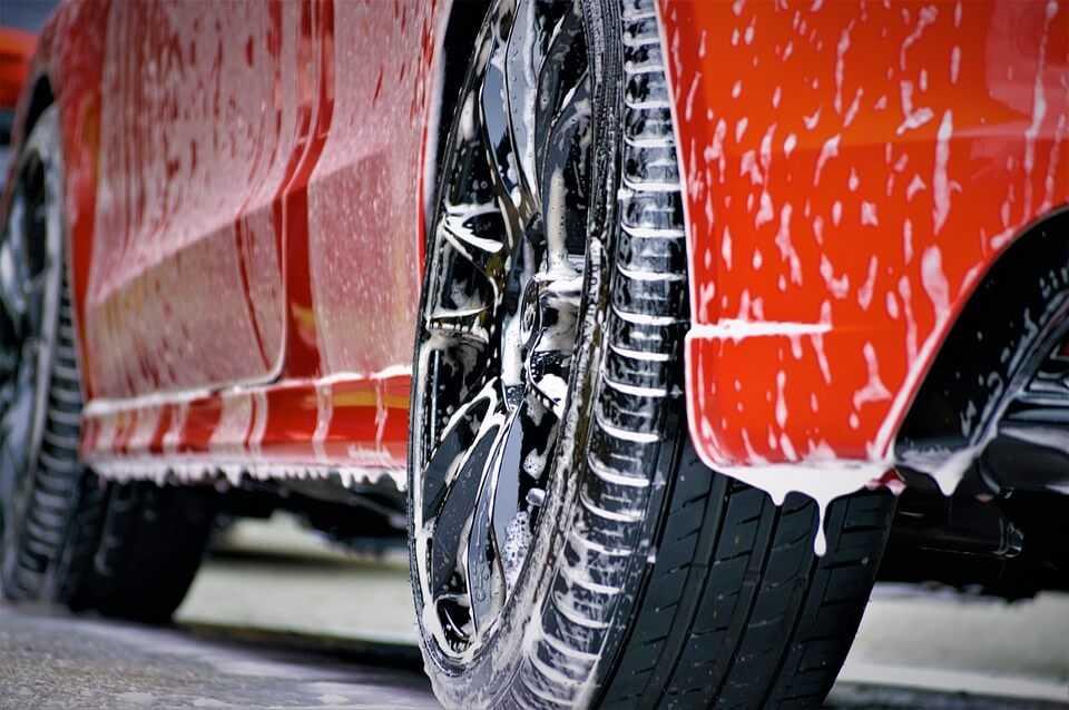 car wash business in Kenya