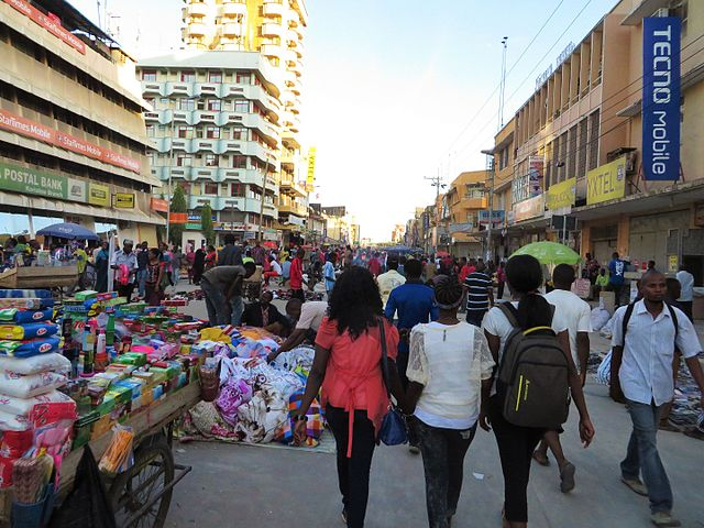 Top 10 biggest cities in Africa