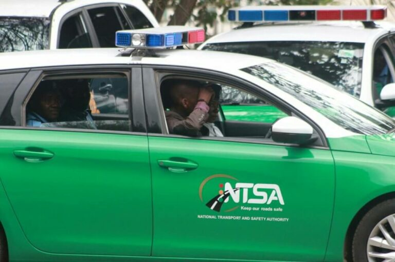 NTSA Driving License Online Renewal Procedure