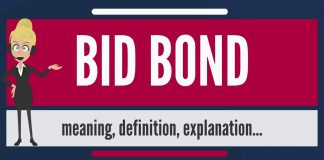 Facts about bid bonds and how they work