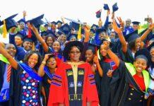 Mount Kenya University 16th Graduation List