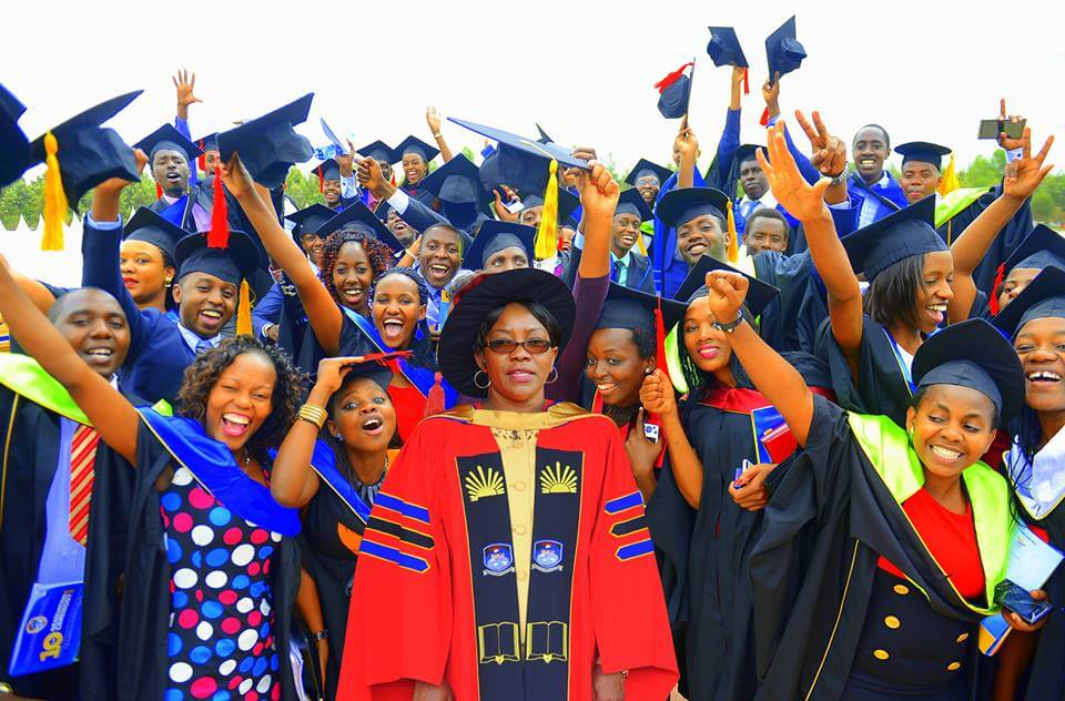 Mount Kenya University 16th Graduation List
