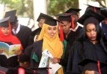 Technical University of Kenya July 2019 Intake