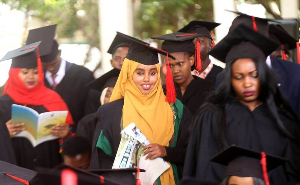 Technical University of Kenya July 2019 Intake