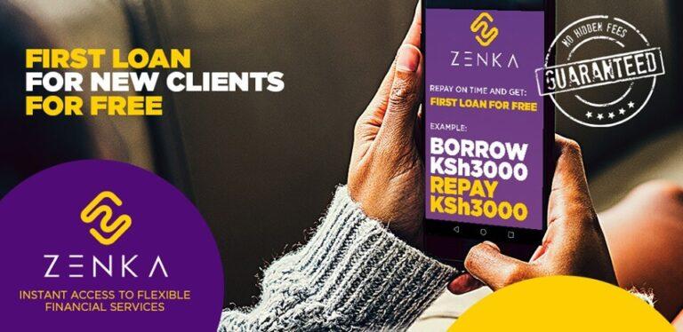 Zenka Loan App Download (2020)