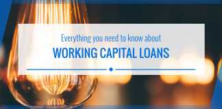 Everything you need to know about working capital loans