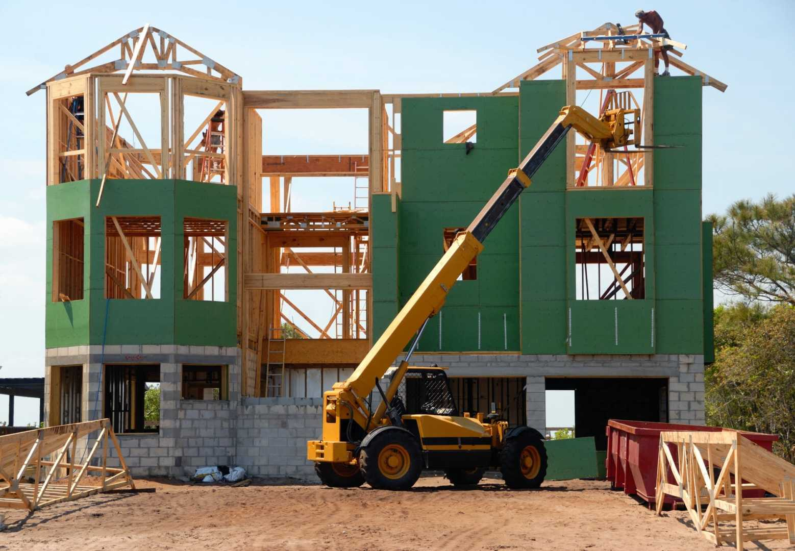Understanding construction financing