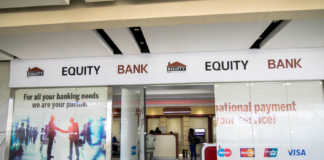 equity bank account