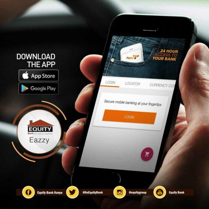 equity bank app