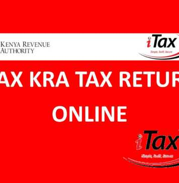 How to file KRA tax returns online on iTax